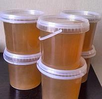 Мед домашний Разнотравье с подсолнухом 0.5 л. (0.7 кг.)