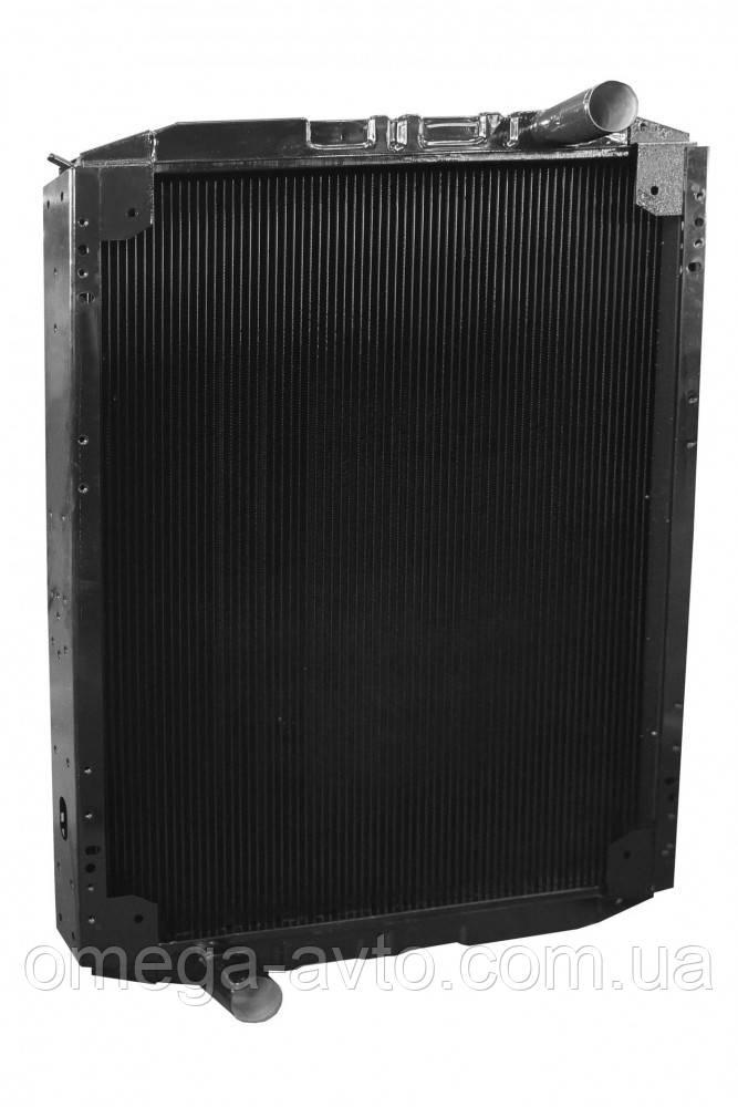 Радиатор охлаждения МАЗ-103,107,203,205 (3-х рядн.) (пр-во ШААЗ)