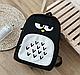 Рюкзак Городской сова черный, фото 4