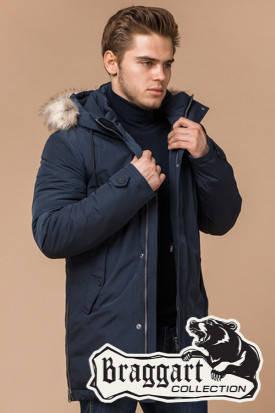Длинная мужская зимняя куртка Braggart (р. 46-56) арт. 20758L, фото 2