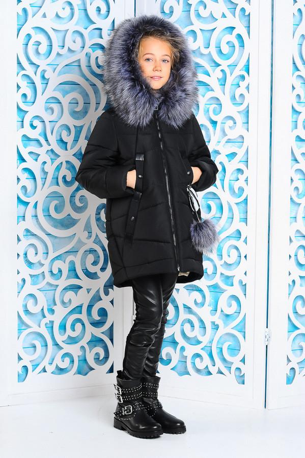 Зимняя куртка на девочку  «Матильда»