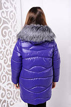 Зимняя куртка на девочку  «Матильда», фото 2