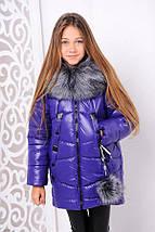 Зимняя куртка на девочку  «Матильда», фото 3