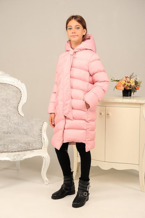 Стильное зимнее пальто на девочку «Даяна»