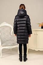 Стильное зимнее пальто на девочку «Даяна», фото 3