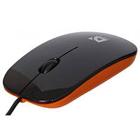 Мышка Defender NetSprinter 440BO Black/Orange USB