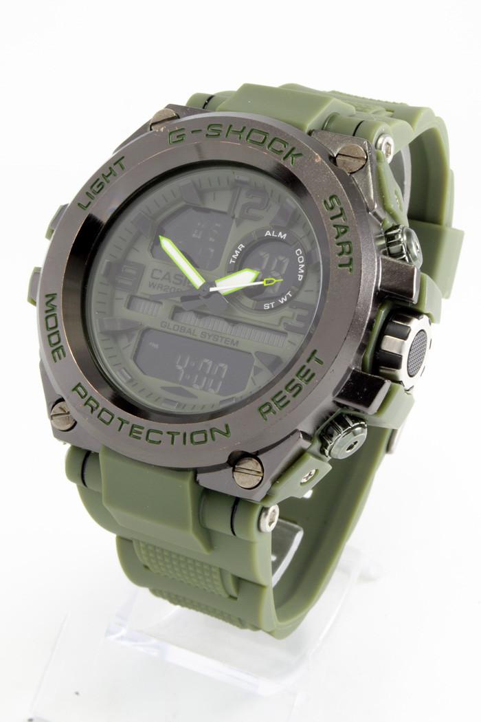 Спортивные наручные часы Casio  (код: 17899)