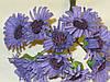Цветочки тканевые Ромашки 2см (10шт)