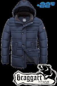 """Зимняя мужская куртка Braggart """"Titans""""  - N4065C"""