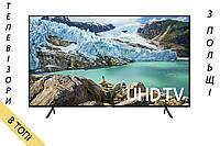 Телевизор SAMSUNG UE58RU7172 Smart TV 4K/UHD 1400Hz T2 из Польши 2019 год ОРИГИНАЛ