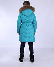 Пальто зимнее для девочки Snow Image, China 110,116,122р, фото 3