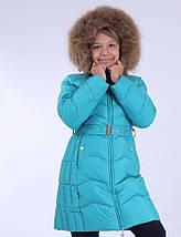 Пальто зимнее для девочки Snow Image, China 110,116,122р, фото 2