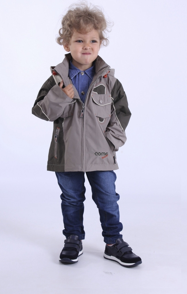 Куртка демисезонная для мальчика Diwa Club 3189-A9