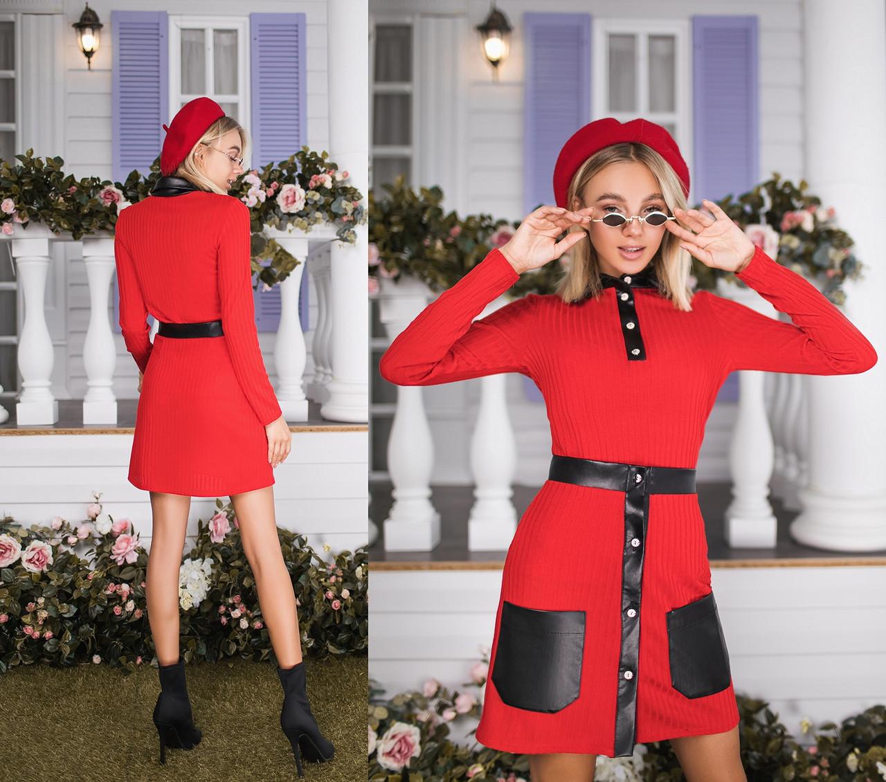 Женский костюм двойка кофта+юбка.Размеры:42-46.+Цвета