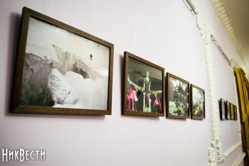 оформление выставки  -1