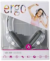 Наушники ERGO VD-300 Silver