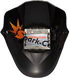 Сварочная маска хамелеон SUN 7B Black (4 сенсора), фото 2