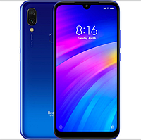 "Телефон Xiaomi Redmi 7 Global 3/64Gb Blue 6.26"" (1520x720) / Snapdragon 632 / 12Мп / 4000мАч /, фото 1"