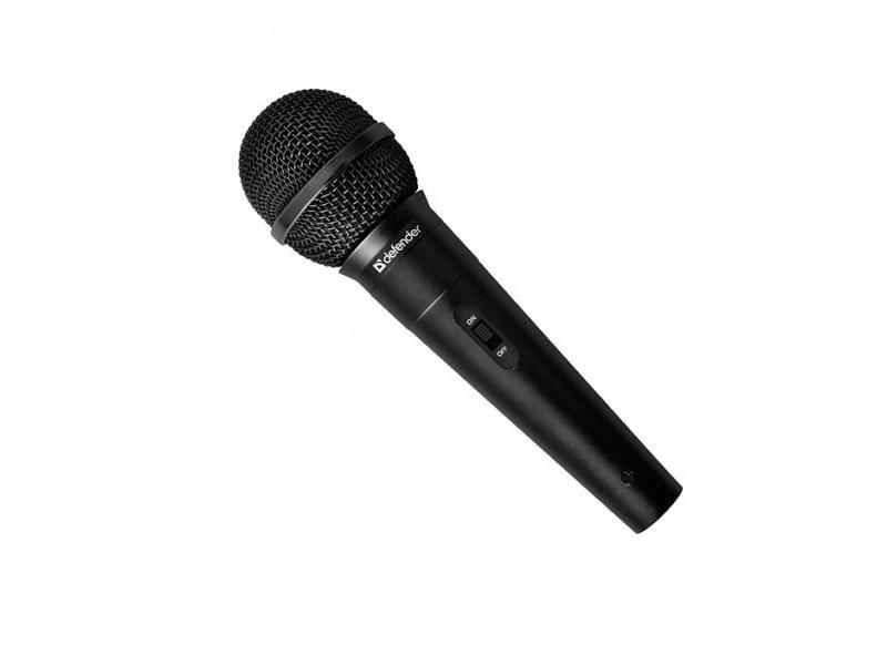 Микрофон Defender MIC-129 (64129) Black
