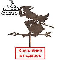 Флюгер на крышу  Мюнхгаузен