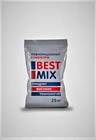 Комбикорм Best Mix откорм для бройлеров 20кг