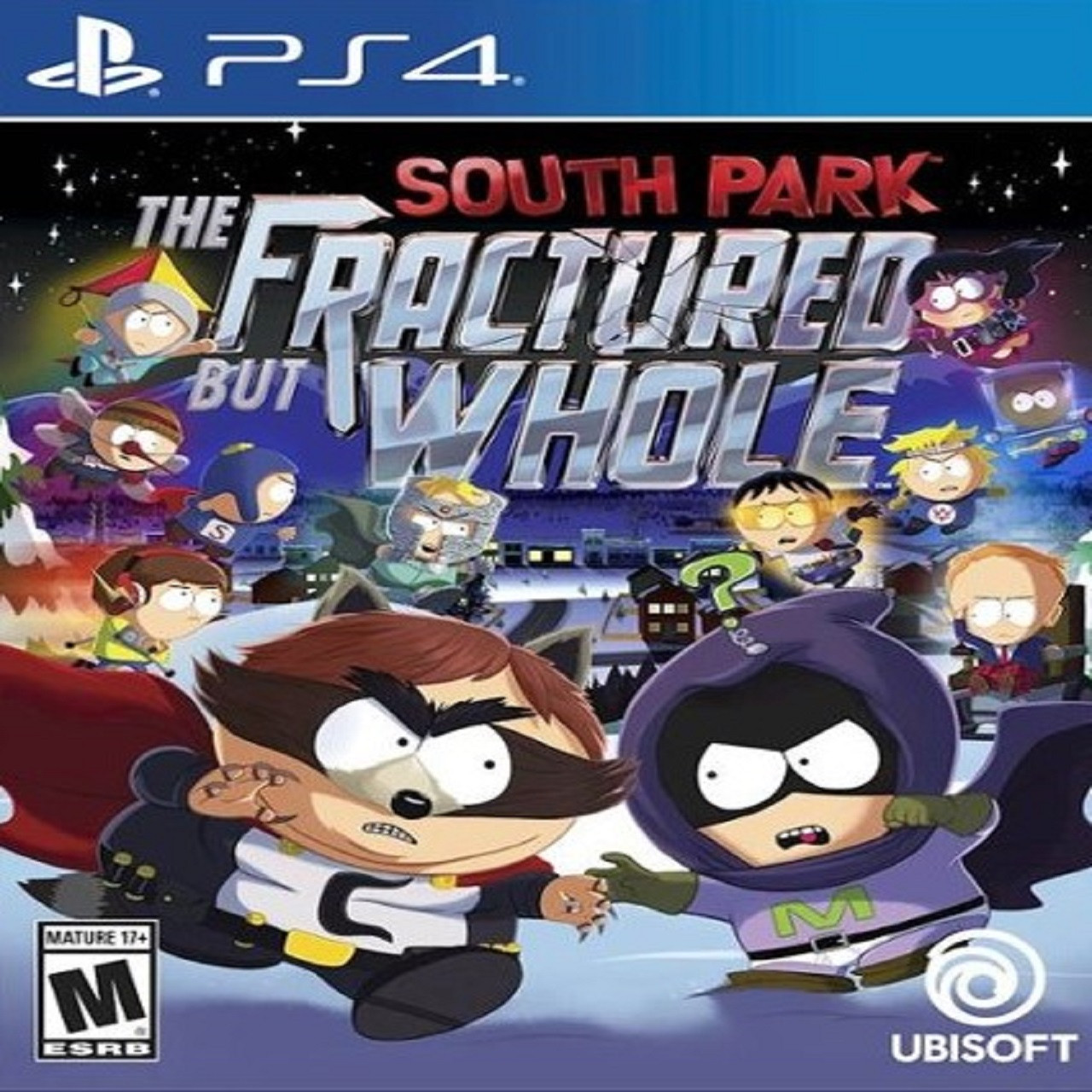 South Park: The Fractured but Whole Deluxe Edition SUB PS4 (NEW)