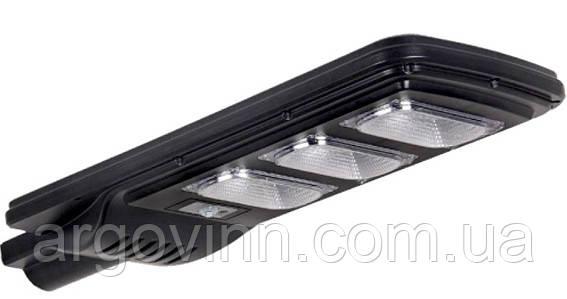 LED вуличний світильник на сонячній батареї VARGO 90W 6500К (VS-701 337), фото 1