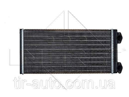 Радиатор печки MAN L 2000 93- ( NRF ) 53546