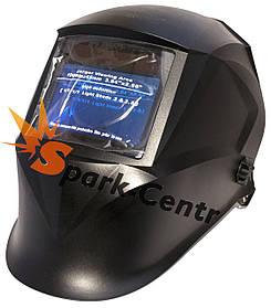 Сварочная маска хамелеон SUN 9B Black (4 сенсора)