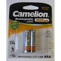 Аккумуляторы ААА Camelion 1000 mAh