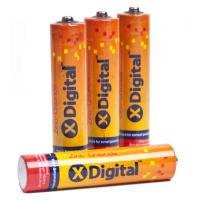 Батарейки ААА X-Digital Longlife (R3P 4S)