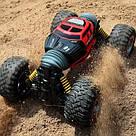 Машина перевертиш Бігфут 50 див. ud2168A ОРИГІНАЛ BigFoot Джип Rock Crawler на р/уС, фото 5