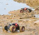 Машина перевертиш Бігфут 50 див. ud2168A ОРИГІНАЛ BigFoot Джип Rock Crawler на р/уС, фото 8