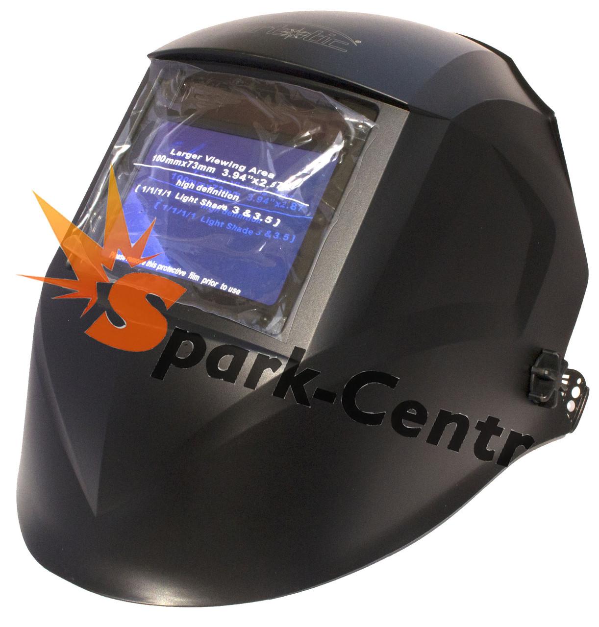 Сварочная маска хамелеон SUN 9L Black (4 сенсора)