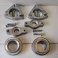 Проставки Ford Focus 2/3.Увеличение клиренса(Полный комплект)