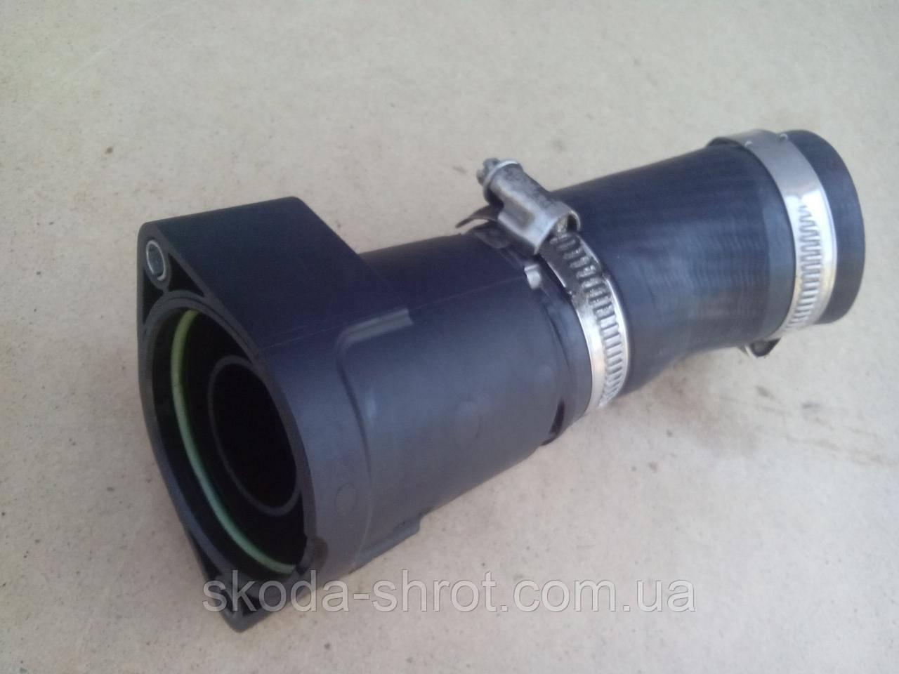 Глушитель  турбины  03L. 131. 111. J  Skoda Octavia A5     03L131111J