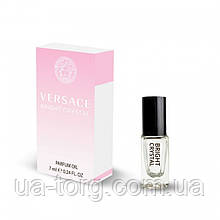Женский мини-парфюм Versace Bright Crystal 7мл