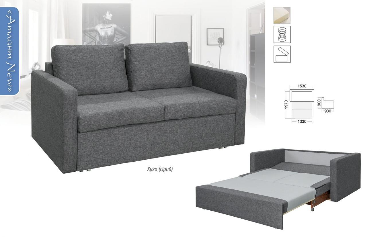Диван малютка Мебель-Сервис «Атлант NEW»