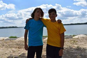 Подростковые футболки трикотажные