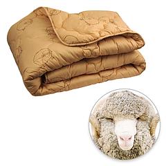 Шерстяные одеяла из овечьей шерсти