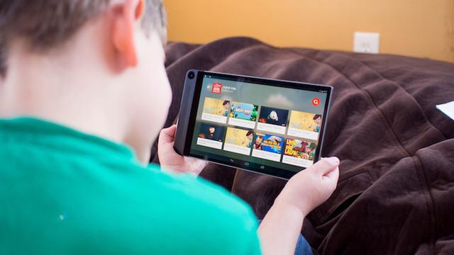 На что стоит обратить внимание при покупке Android-планшета детям?