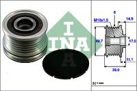 INA 535 0050 10 Шкив генератора MB Sprinter (Германия)