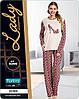 Женская пижама  Турция 9259