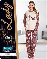 Женская пижама  Турция 9259, фото 1