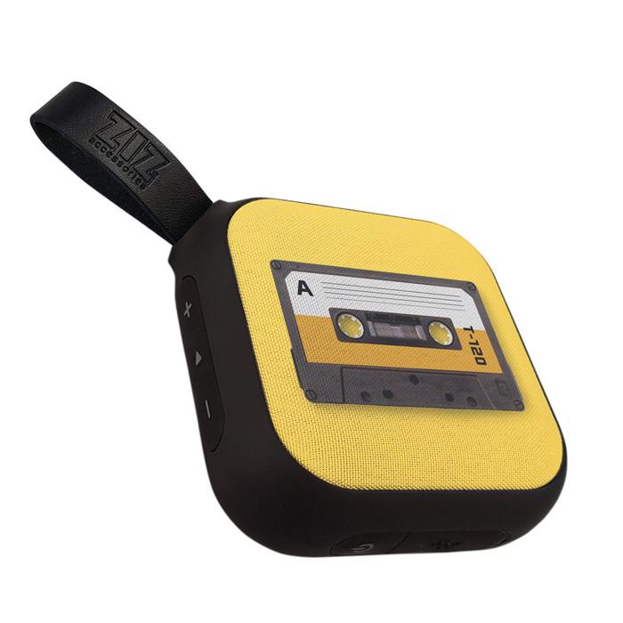 Портативная колонка Bluetooth Кассета (52027)