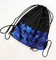 Мішок-сумка для змінного взуття, спортивної форми