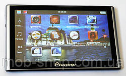 """Автомобильный GPS навигатор 7"""" Pioneer G708 8Gb FM трансмиттер навигатор пионер с картами навител айгоу"""