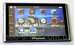"Автомобильный GPS навигатор 7"" Pioneer G708 8Gb FM трансмиттер"