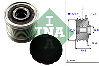 INA 535 0140 10 Шкив генератора MB Sprinter/Vito (Германия)