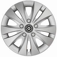 Колпаки колесные STORM, радиус R14, комплект 4шт, Jestic
